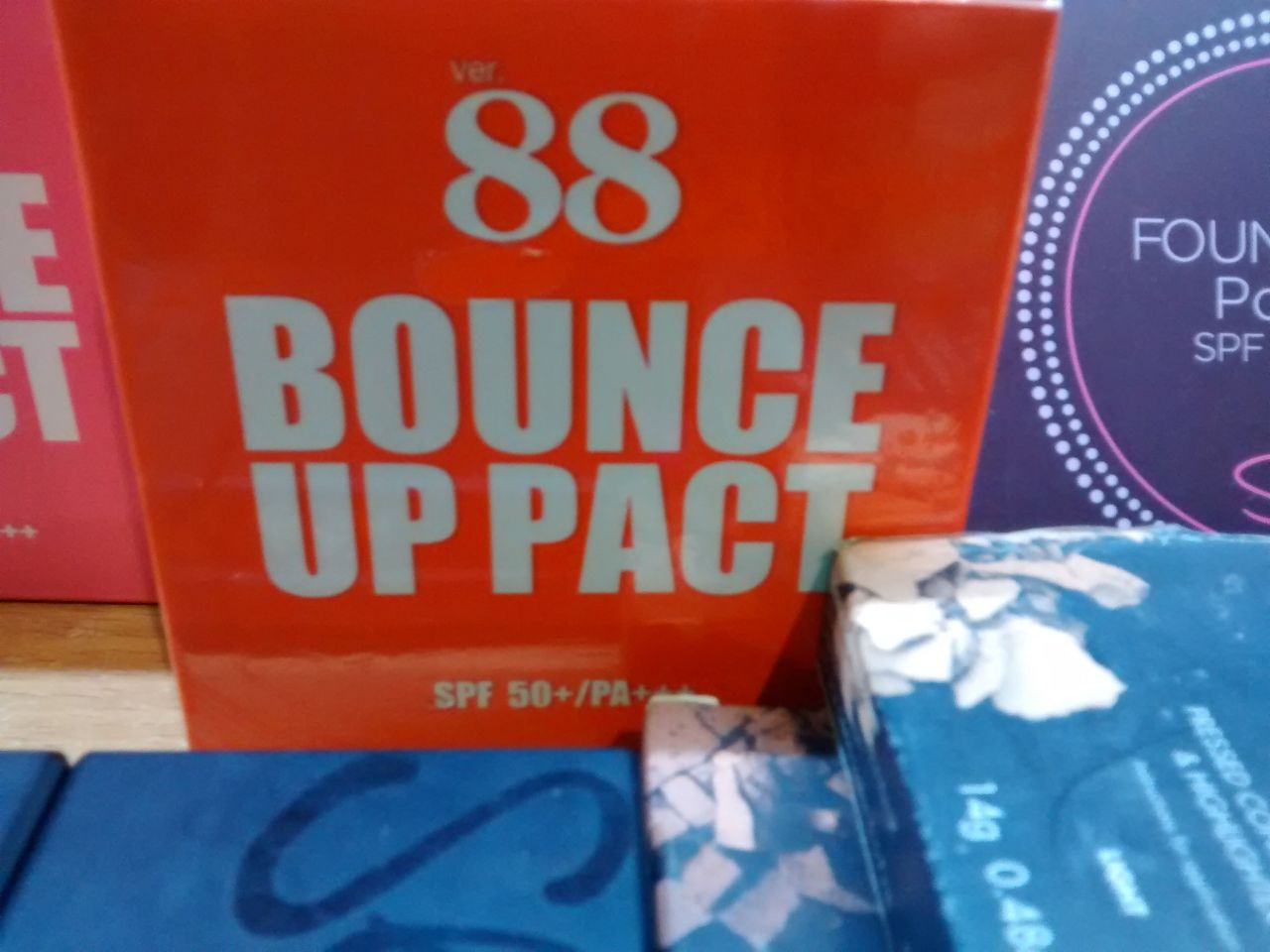 88 Bounce up Pact