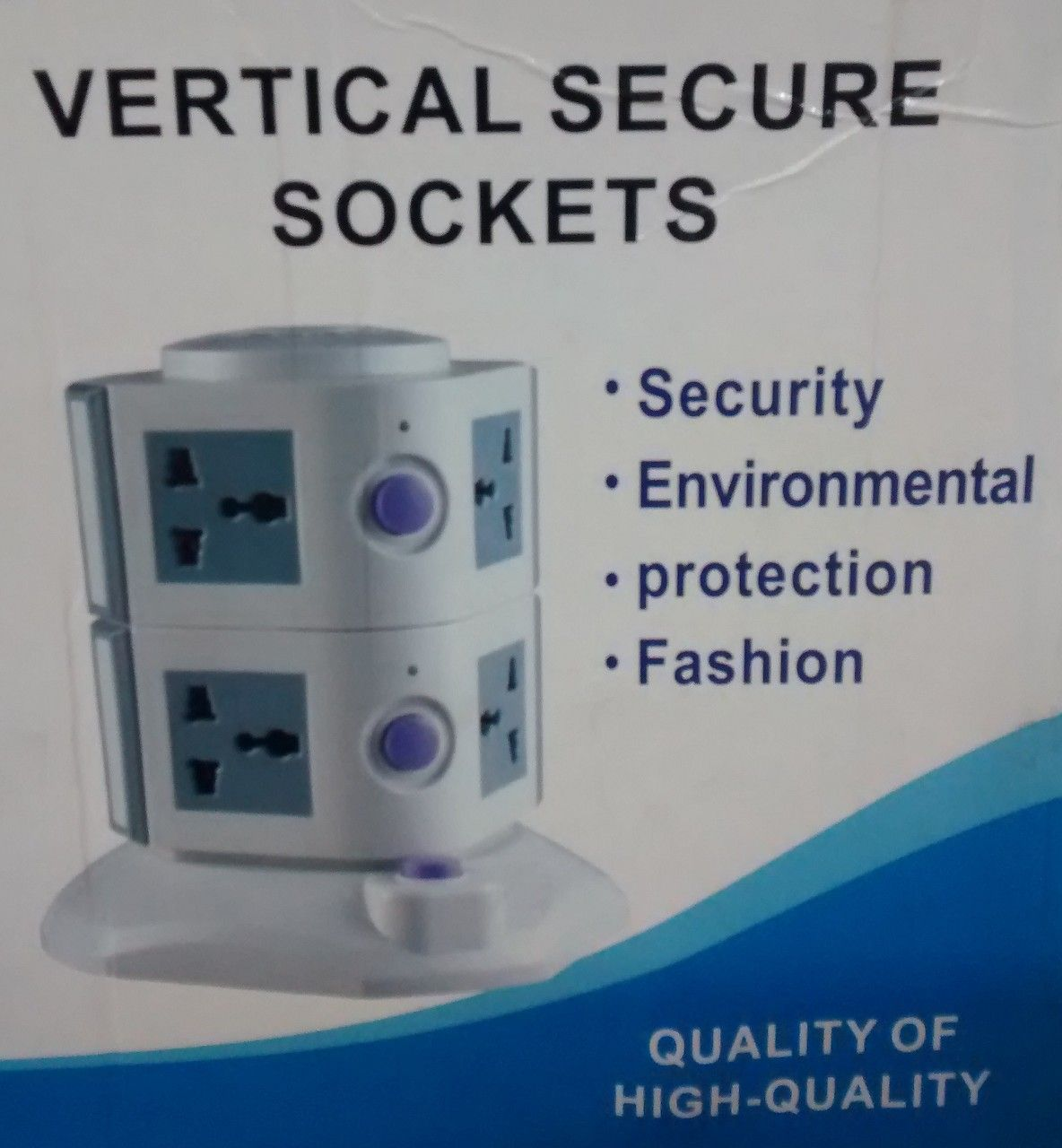 Security. Environmental. Protection. Quality of High-Quality